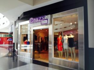 Crazy Jeans at The Boulevard Mall