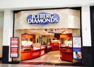 Iceberg Diamonds at The Boulevard Mall Las Vegas