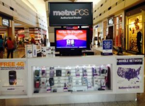 Metro PCS at The Boulevard Mall