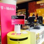 T-Mobile Kiosk at The Boulevard Mall