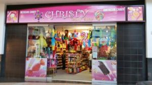 Christy's Candy Shop at The Boulevard Mall