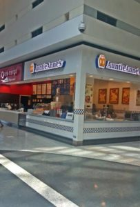 Auntie Anne's at The Boulevard Mall Las Vegas