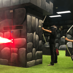 Archery Tag Home